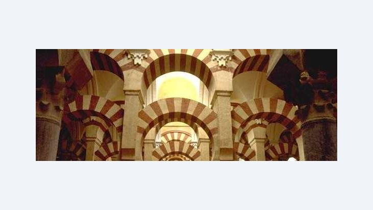 Mezquita in Cordoba, Spain, symbol of Europe's tolerant Islamic heritage (photo: Steven J. Dunlop, source: Wikipedia)