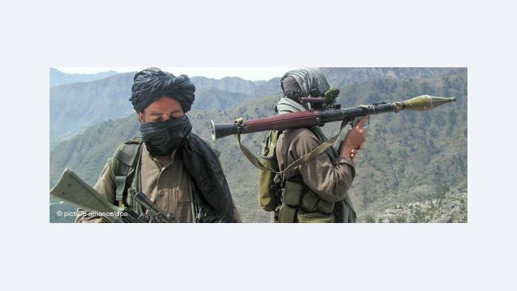 Taliban in Pakistan (photo: AP)