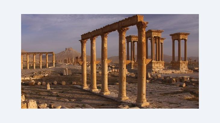 Palmyra (photo: © globe-trotter/Fotolia)