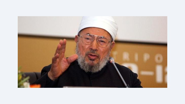 Yussuf al-Qaradawi (photo: picture-alliance/dpa)