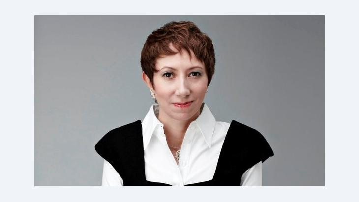 Shereen El Feki (photo: Kristof Arasim)