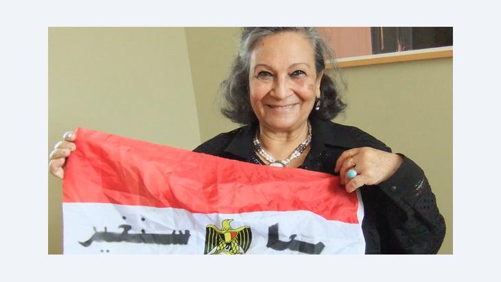 Shahenda Maklad (photo: DW)