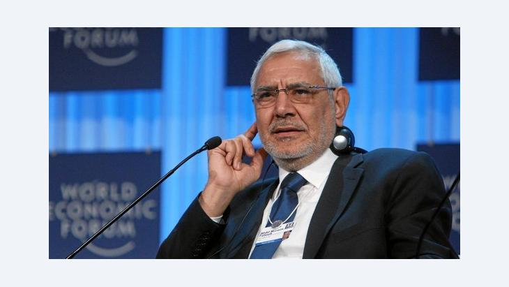 Abdel Moneim Aboul Fotouh (photo: Remy Steinegger/swiss-image.ch)