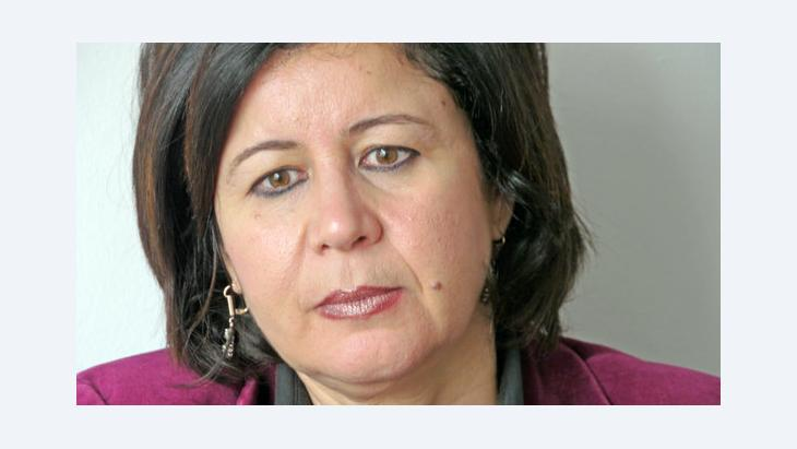 Amel Grami (photo: DW/U.Scheaffer)
