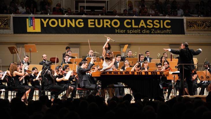 The Arab Youth Philharmonic Orchestra is the first pan-Arab youth orchestra. It was created in 2006.