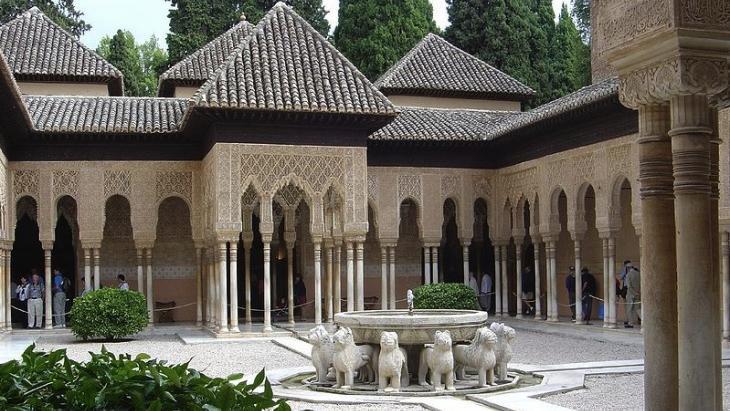 Gardens in Islam: A Metaphor for Heavenly Paradise - Qantara de