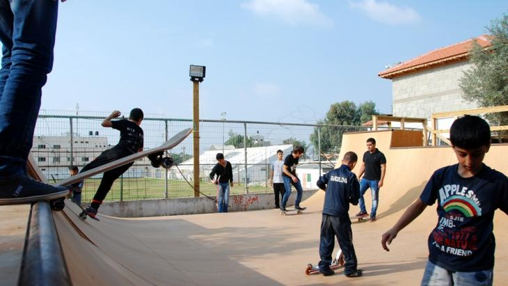skate ramp essays
