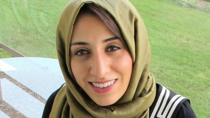 Bahraini activist Ala'a Shehabi