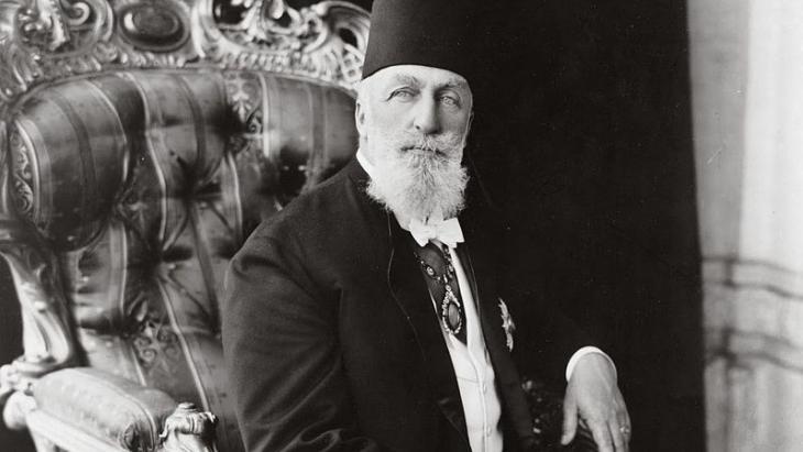 Fog caliph abdulmecid ii essay
