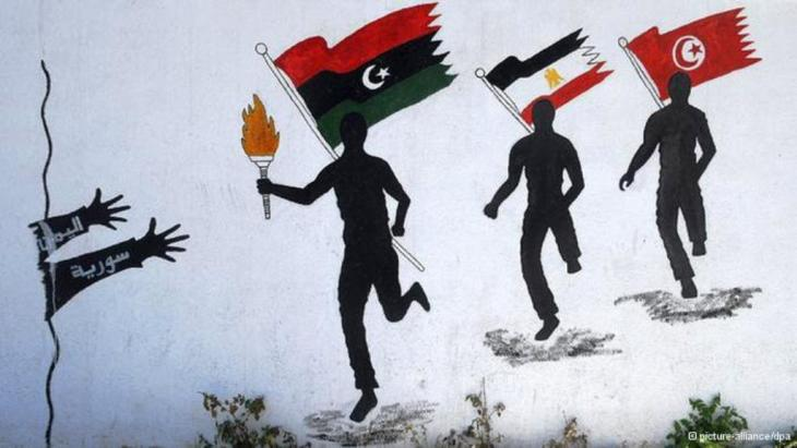 Three Years After The Arab Spring