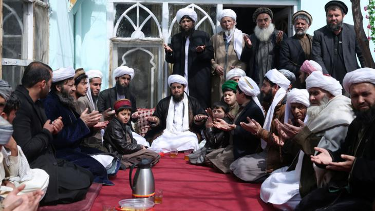 Sufis in Afghanistan: The forgotten mystics of the Hindu Kush ...