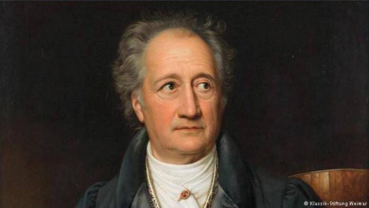 Goethe gedicht jesus