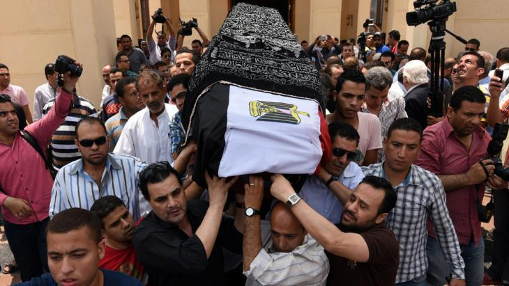Two days after he passed away, on Sunday, 12 July 2015, the Egyptian actor was buried in Cairo. Hundreds of guests, including relations, friends, colleagues and fans, came to pay their last respects. Sharif died of a heart attack on Friday, 10 July 2015 in the Egyptian capital at the age of 83