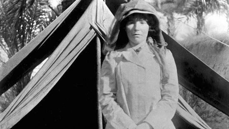 Gertrude Bell Queen Of The Desert Qantara De
