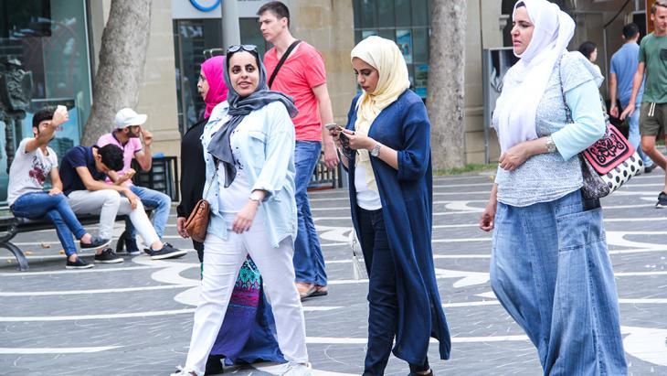 Baku azerbaijan women