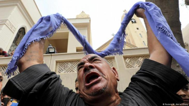 Terror Attack On Egypts Christian Minority Why The Coptic Focus