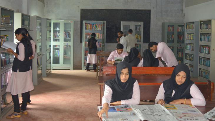 Islamic education in India: All-female madrassas: Of women, by women