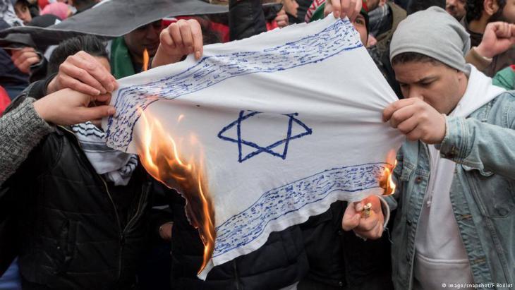 Risultato immagini per antisemitism islamic