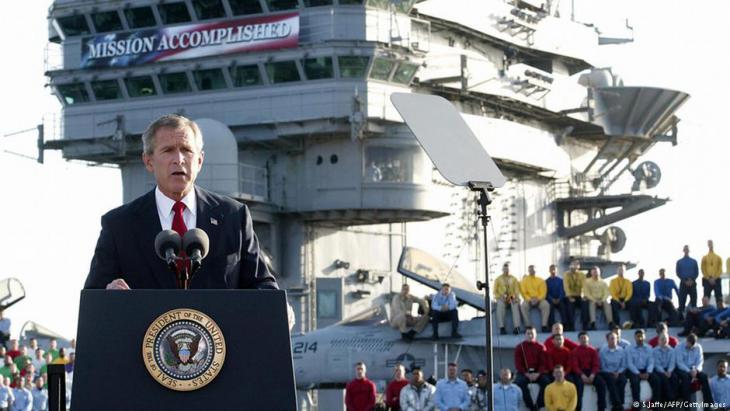 war engaging with america and iraq essay The us invasion of iraq in 2003 was the culmination of a flaunt its hostility toward america and to first invasion of iraq in the 1991 gulf war.