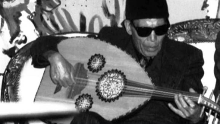 Legendary oud player and singer Sheikh Imam: Egypt's musical