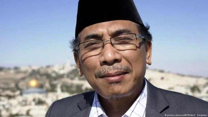 Interview With Indonesian Cleric Yahya Cholil Staquf