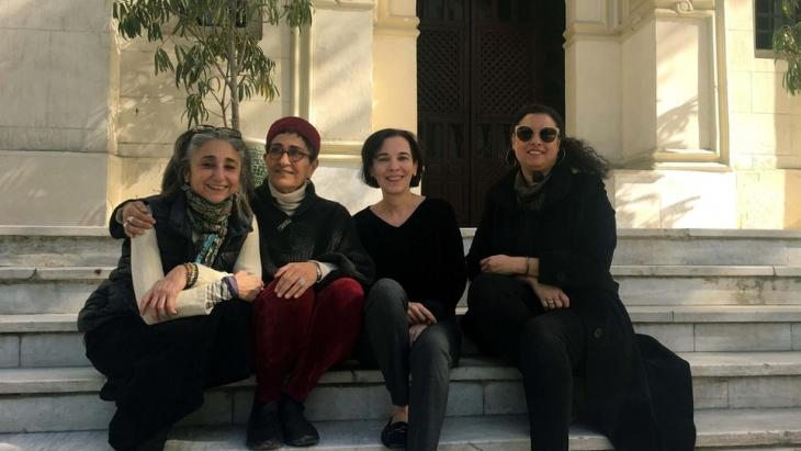 Inauguration of the AUC Tahrir Cultural Center: Manifesting the