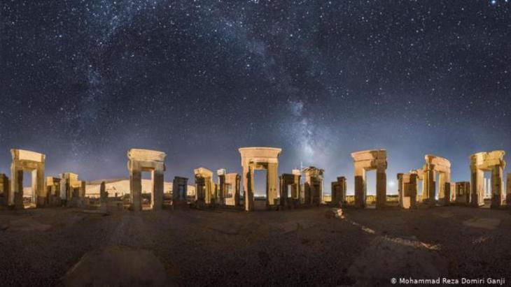 Iran S Monuments For Humanity Qantara De