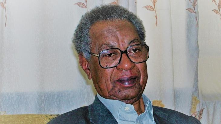 Tayeb Salih, one of Sudan's greatest authors of the twentieth century.