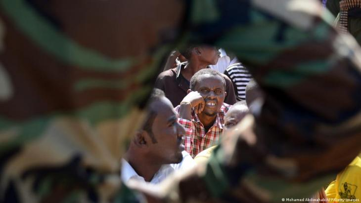 Heightened security in Somalia following the murder of a French agent.