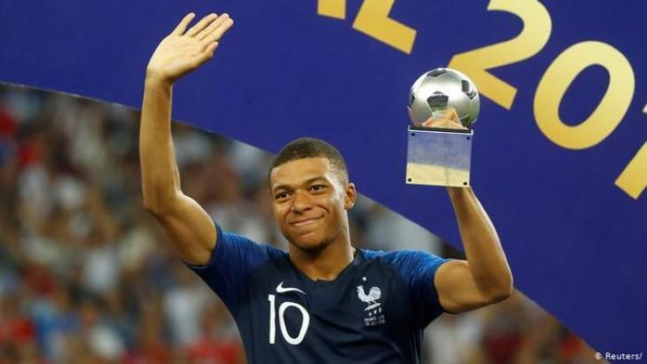 Kylian Mbappe (France): the son of a Cameroonian father and an Algerian mother, Kylian Mbappe has deep roots in Africa. Mbappe was just 19 when he was part of the French team that won the 2018 World Cup in Russia. He is just one of several French players of African heritage, including Paul Pogba (Guinea), N'Golo Kante and Moussa Sissoko (both Mali), Ousmane Dembele (Ivory Coast) and Karim Benzema (Algeria)
