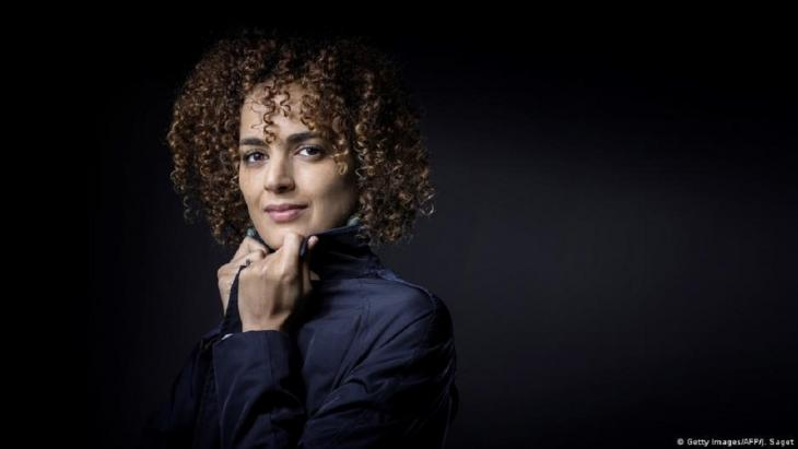 French-Moroccan author Leila Slimani