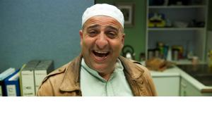 "Omid Djalili in ""The Infidel"" (image: Central Fim)"