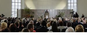 Award Ceremony at the Paulskirche (photo: Wikipedia)