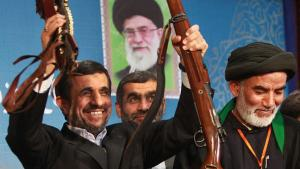 Mahmoud Ahmadinejad (photo: IRNA)