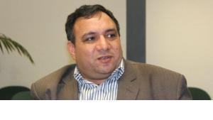 Ammar Ali Hassan (photo: Martina Sabra)