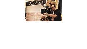 "Atom Ergoyan on the set of ""Ararat"""