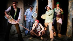"The Turkish Oriental Dub Band ""Baba Zula"" (photo: Alper Etug)"