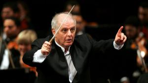 Daniel Barenboim (photo: EPA/Mohamed Omar)