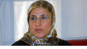 Bassima Hakkaoui (photo: DW)