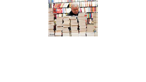 Aside from Orhan Pamuk and Yasar Kemal, Turkish authors are rarely translated into German, photo: dpa