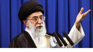 Iran's revolutionary leader Ali Chamenei (photo: dpa)