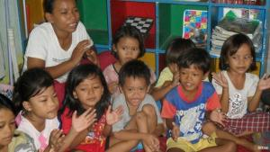 The Community House in Jakarta (photo: DW)