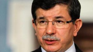 Turkey's Foreign Minister Ahmet Davutoglu (photo: dapd)