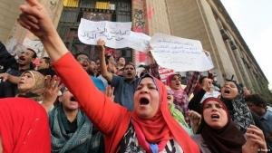 Anti-Morsi demonstration in Cairo, Egypt (photo: Reuters)