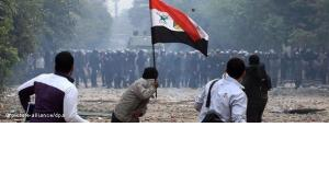 Violent protests on Tahrir Square in Cairo (photo: dpa)