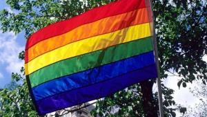 Rainbow flag (photo: dpa)
