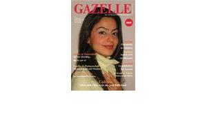 Cover Gazelle Magazine (photo: Gazelle)
