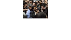 Archconservative Ahmedinejad's election as Iran's new president destroys the country's last bastion of political reform, photo: dpa