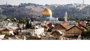Silhuette of Jerusalem (photo: Jan Zappner)