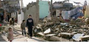 Children in the Sidi Moumen slum (photo: dapd)